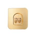 無痕雙鉤卡扣貼SK210 神器 透明卡扣...