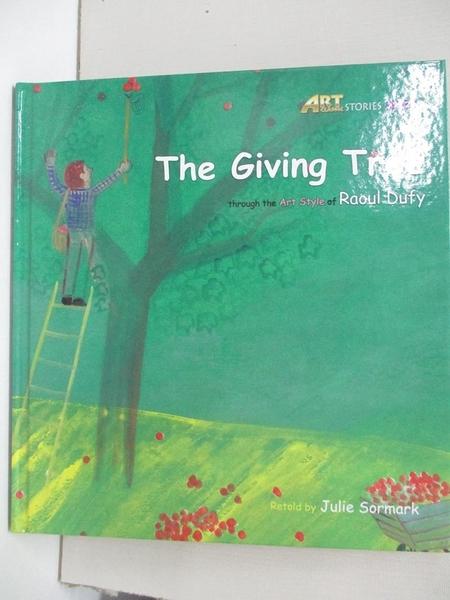 【書寶二手書T1/兒童文學_DS5】The giving tree_original Korean text by Jinrak Kim