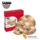 "SABIAN B8X 5片套裝銅鈸  PERFORMANCE SET PLUS 贈18"" Thin Crash"