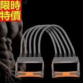 拉力繩-擴胸鍛鍊胸肌背肌力量訓練健身器材2色69j25[時尚巴黎]