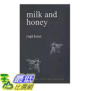 [106美國直購] 2017美國暢銷書 Milk and Honey