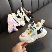 男童鞋子 學步鞋秋冬季女寶寶二棉鞋兒童軟底運動機能鞋鞋子男女童棉鞋