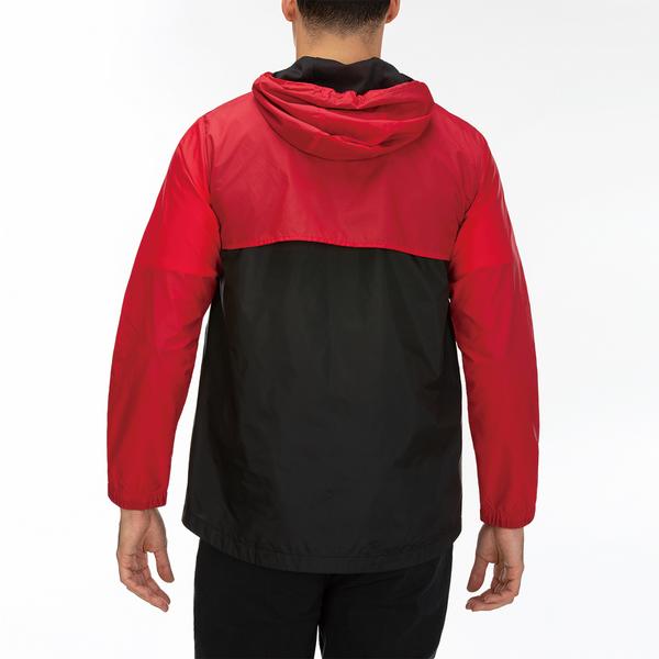 Hurley  M SIEGE WINDBREAKER JACKET BLACK  夾克-(男)