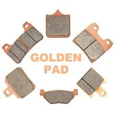 Golden pad 煞車皮(碟式煞車)(68256)