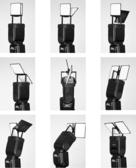又敗家PRESSlite偉特VerteX雙光多角度反光板多功能反光板.適高天花板狹窄空間閃燈反光板外閃反光板