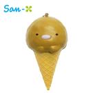 豬排款【日本正版】角落生物 冰淇淋造型 捏捏吊飾 捏捏樂 吊飾 軟軟 Squishy 角落小夥伴 San-X 470524