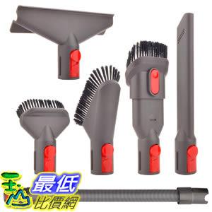 [8美國直購] 戴森副廠配件 Fullclean Attachment Hose Kit Compatible with Dyson V8 V7 V10 V11 Absolute Cordless V..