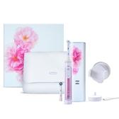 ◆德國百靈◆Oral-B-GeniusX AI智慧追蹤3D電動牙刷(櫻花粉) 送攜帶式沖牙機MDH20