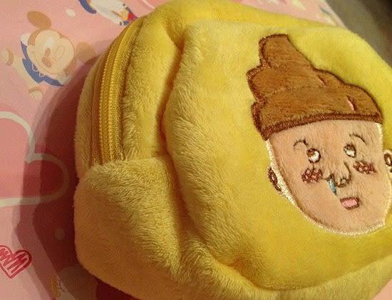 【發現。好貨】Kuso 超可愛搞笑屎伯 大便人 大便福星化妝包 收納包 筆袋