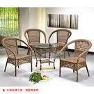 餐椅 復古藤製造型椅(單只) (15SP...