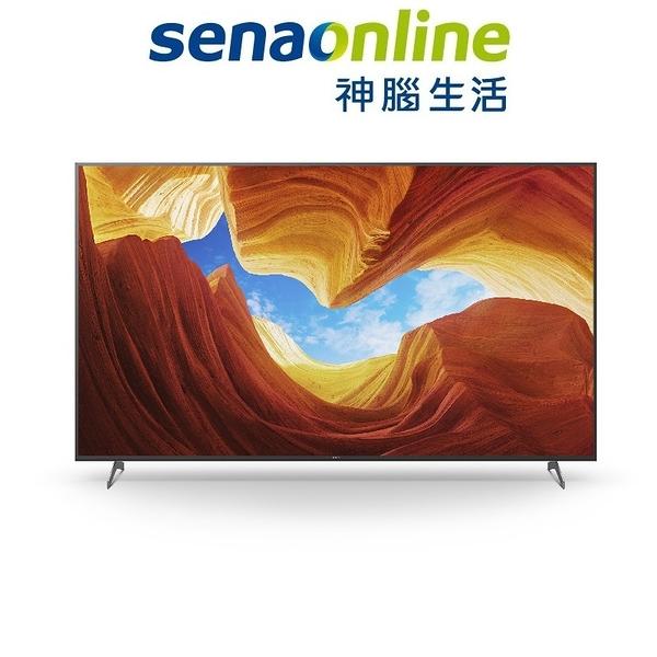 【神腦生活】SONY KM-55X9000H 55型 4K 智慧連網液晶電視【含運含基本安裝】