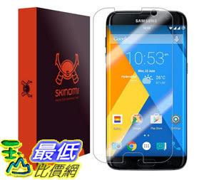 [105美國直購] 螢幕保護膜 Galaxy S7 Edge Screen Protector 2-Pack Case FriendlyFull Coverage  B01EKM7VUK