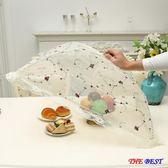 [百姓公館] 防油桌布 和風藍 田園 餐桌布 茶藝 格子書桌布 棉麻 文藝 茶幾臺布