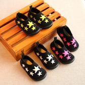 嬰兒幼兒學步鞋男童女寶寶布鞋彈力鞋子小童一腳蹬單鞋1-3歲2   居家物語