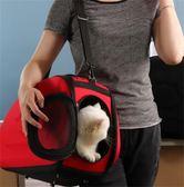 貓咪背包輕便寵物迷你俏豬頭貓包太空艙便攜【奈良優品】