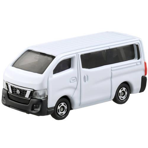 TOMICA 多美小汽車NO.105 日產NV350_TM105A4