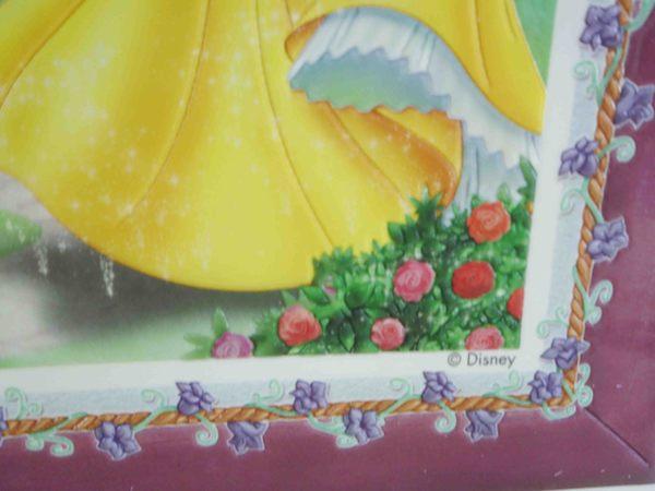 【震撼精品百貨】公主 系列Princess~造型雙面貼-白雪公主