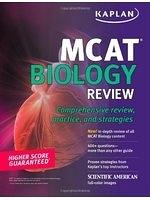 二手書博民逛書店《Kaplan MCAT Biology Review》 R2Y