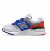 New Balance 幼童4-7歲 休閒運動鞋 白藍紅-NO.PZ997HZJ