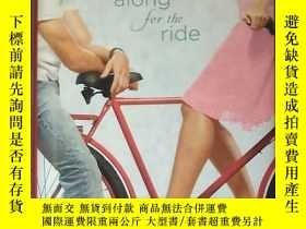 二手書博民逛書店英文原版罕見Along for the Ride by Sarah Dessen 著Y278082 Sarah