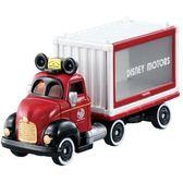 《 TOMICA 火柴盒小汽車 》DM-14  米奇貨櫃車 ╭★ JOYBUS玩具百貨