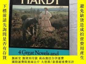 二手書博民逛書店The罕見Thomas Hardy OmnibusY438950 Thomas Hardy The Pitma