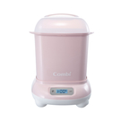 【愛吾兒】Combi 康貝Pro 360高效消毒烘乾鍋/消毒鍋-優雅粉