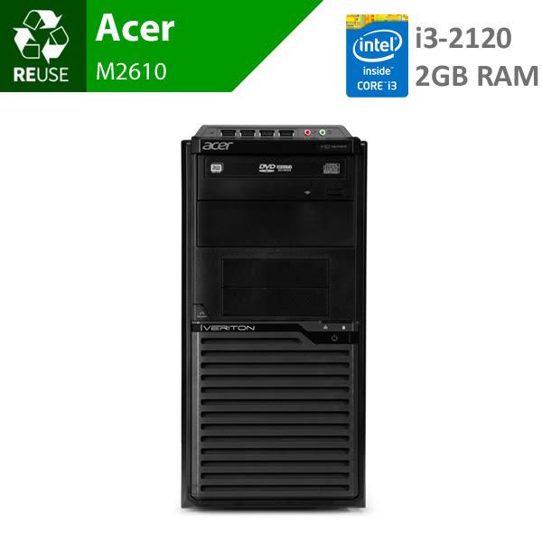 二手機 Acer M2610(/i3-2120/2G/160G//W7H)