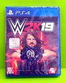 PS4 WWE 2K19 激爆職業摔角 19 亞版英文版