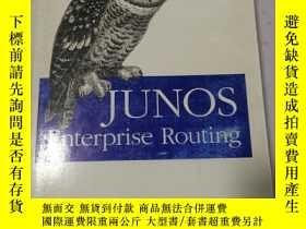 二手書博民逛書店Junos罕見Enterprise RoutingY286382 Doug Marscbke O Reilly