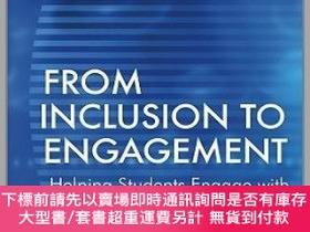 二手書博民逛書店預訂From罕見Inclusion To Engagement - Helping Students Engage