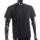 BURBERRY輕著圓領透氣短袖上衣(黑色)085191-4