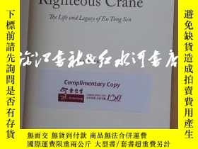 二手書博民逛書店英文原版精裝Path罕見of the Righteous Cra