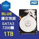 硬碟 WD 1T B 3.5吋 SATA...