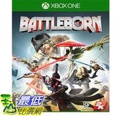 [玉山最低比價網] 全新 Xbox One battleborn 為戰而生 亞版 中文版 含 首批特典+明信片
