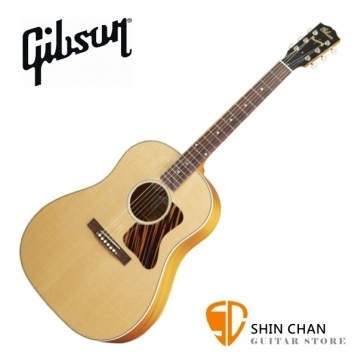 Gibson J-35 美國製全單板木吉他/可插電木吉他(L.R.Baggs Element 拾音器)贈原廠硬盒 J-35 AN