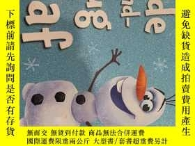 二手書博民逛書店Hide罕見and hug olafY365515 Frozen Disney ISBN:9781484721