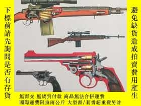 二手書博民逛書店SMALL罕見ARMS VISUAL ENCYCLOPEDIAY