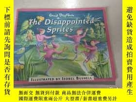 二手書博民逛書店The罕見Disappointed sprites:失望的精靈Y212829