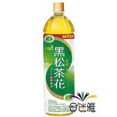 【免運/聯新貨運】黑松茶花綠茶1230ml(12瓶/箱)X1箱【合迷雅好物超級商城】 -01