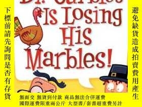 二手書博民逛書店My罕見Weird School #19: Dr. Carbles Is Losing His Marbles!