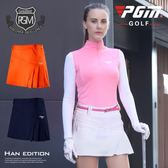 送皮帶PGM 高爾夫裙子 韓版女士短裙 夏季女裝 可配衣服套裝 英雄聯盟