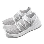 【海外限定】 adidas 慢跑鞋 Ultimamotion 灰 白 女鞋 運動鞋 休閒鞋 【PUMP306】 B96476