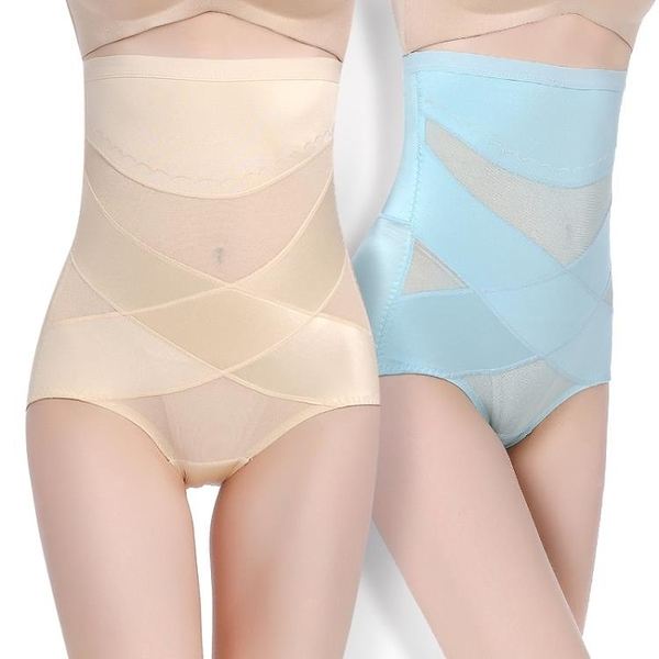 收腹內褲女士高腰產後無痕收復褲美體提臀塑身褲束身內褲【MS_S8856】
