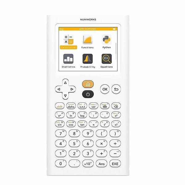NumWorks 圖形計算機 N0100 Graphing Calculator [2美國直購]