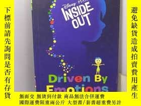 二手書博民逛書店罕見InsideOutDrivenbyEmotionsY27964 Disney Book Group 著;