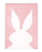 兒童毛毯 ins風毛毯新生寶寶毯子針織空調蓋毯aurinko兒童抱毯可愛兔子【快速出貨八折下殺】