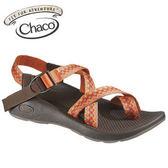 丹大戶外用品 美國【Chaco】CH-VYW02 女款冒險旅遊涼鞋-夾腳款 HA16 晨曦群峰 運動涼鞋/越野涼鞋
