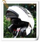 ZEUS瑞獅安全帽,ZS3100,素/白...