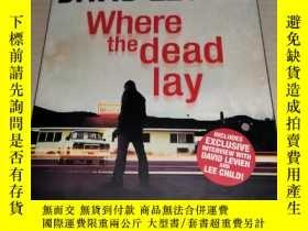 二手書博民逛書店Where罕見The Dead Lay: Frank Behr